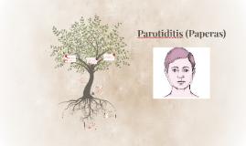 Parotiditis (