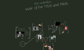 Copy of Copy of Music of the 1950s and 1960s