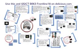 B063 Frontline 18