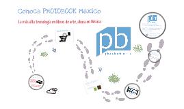 Conoce Photobook México