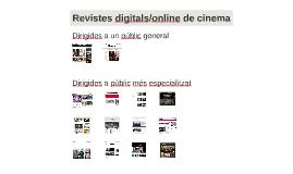 Revistas de cine