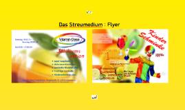 Werbekampagne Obst - Gemüse Laden