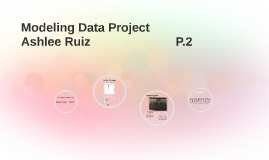 Modeling Data Project