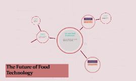 The Future of Food Technology