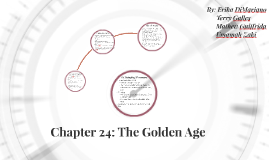 Chapter 24: The Golden Age