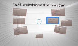 Copy of Alberto Fujimori and his anti-terrorism laws