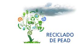 Copy of RECICLADO DE PEAD