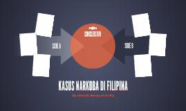 KASUS NARKOBA DI FILIPINA