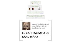 Capitalismo :MARX