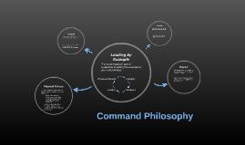 command philosophy