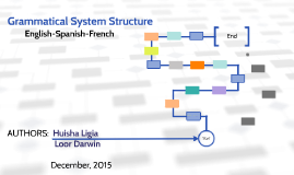 GRAMMATICAL SYSTEM STRUCTURE