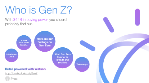 Who is Gen Z? by IBM