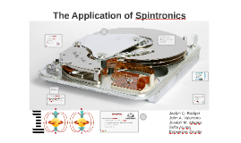 Copy of The Application of Spintronics