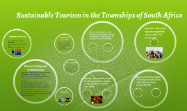 Sustainable Tourism in the Townships of Africa