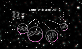 Ancient greek social life