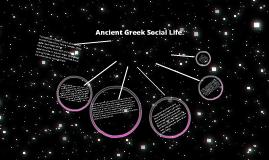 Ancient greek social life