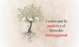 Centro por la Justicia y el Derecho Internacional