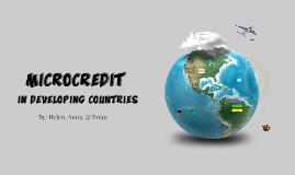 Econ ISP - Microcredit