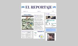 ¿Qué es el REPORTAJE?