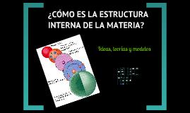 Copy of Modelos Atómicos
