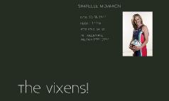 The Vixens!
