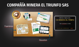 COMPAÑIA MINERA EL TRIUNFO SAS