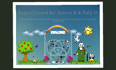 Janessa and Sally - Different Religions Project