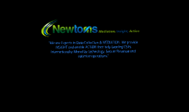 Newtoms – Mediation, Insight, Action - black