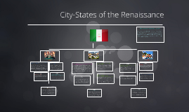 Copy of City-States of the Renaissance