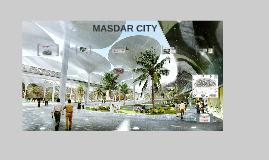 Copy of MASDAR CITY