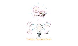 Textiles, Cueros y Pieles