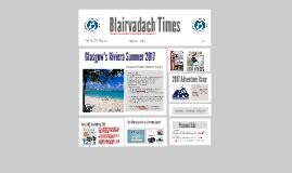 Blairvadach Times