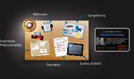 Copy of CV interactif - Constant Grosberg