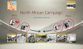 Prezentacja North African Campaign