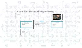 Alarm für Cobra 11 e Erdogan Atalay