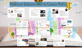 Personal Educational & Career Path