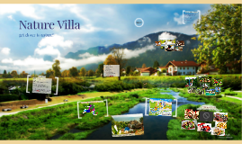 Welcome to Nature Villa!