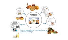 Is onze samenleving te veel gefocust op gezonde voeding?
