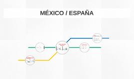 MÉXICO / ESPAÑA