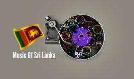 Copy of Music Of Sri Lanka