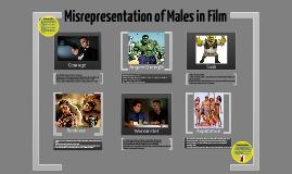 Male Representation in Film