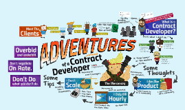 Adventures of a Contract Developer