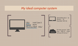 my ideal computer