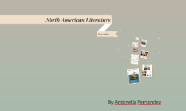 North American Literature
