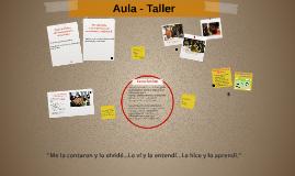 Aula - Taller