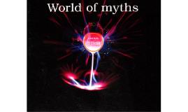 Copy of Myths & Legends World Myths