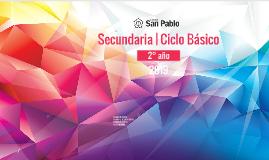 Presentación_ 2do año_Ciclo Básico 2019