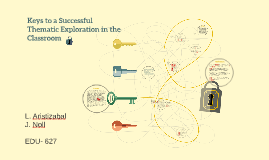 Keys to a Successful Themed Exploration in the Classroom
