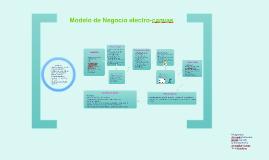Copy of Modelo CANVAS electrodomesticos