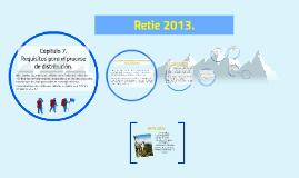 Retie 2013.